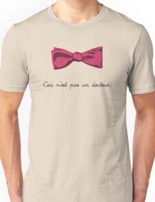 Ceci n'est pas un docteur Unisex T-Shirt