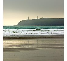 Tramore Beach Photographic Print