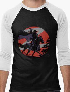 Zorro Men's Baseball ¾ T-Shirt