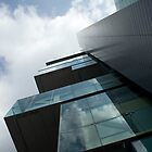 Manchester Civil Justice Centre by Karen Morecroft