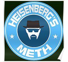 Heisenberg's Meth Poster