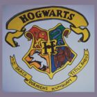 Harry Potter Hogwarts Crest by cjcandhm