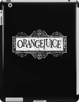 Orangejuice by Ryan Sawyer