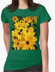 """Yellow Flowers 20"" by Chip Fatula T-Shirt"