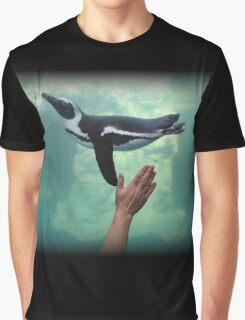 Penguin Toss Graphic T-Shirt