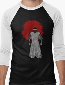 The Red Sun Men's Baseball ¾ T-Shirt