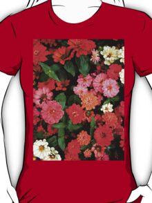 """Flowers 1"" by Chip Fatula T-Shirt"
