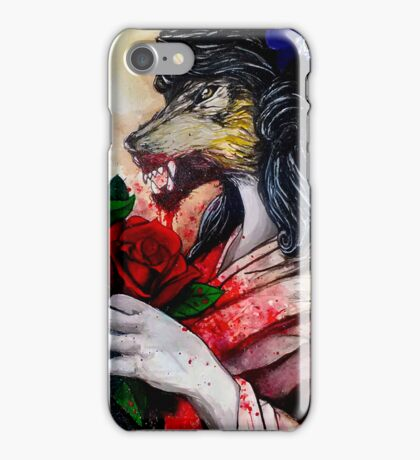 One passionate lover iPhone Case/Skin