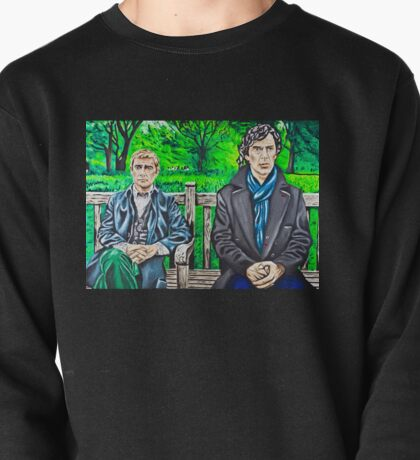 The Best Man Pullover