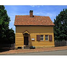 Old Salem Store Photographic Print