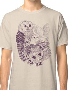 Owl Movement Classic T-Shirt