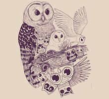 Owl Movement Unisex T-Shirt