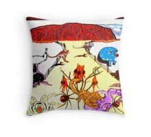 Australis Throw Pillow