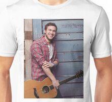 Phillip Phillips B&W Unisex T-Shirt
