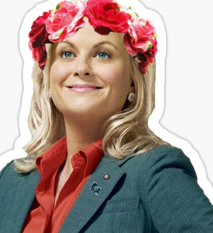 Queen Leslie Sticker