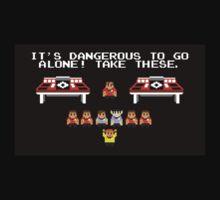It's Dangerous To Trek Alone by Michael Link