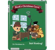 Nook's Christmas Carol iPad Case/Skin