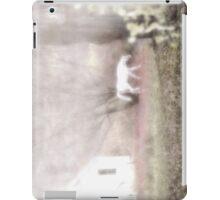 Pippin's dream white horse fantasy iPad Case/Skin