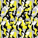 Yellow Camoflauge by CheefEA