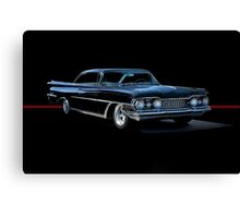 1959 Oldsmobile Custom Canvas Print