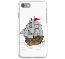 Pirate Ship iPhone Case/Skin