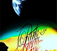 Parkway Drive Atlas Artwork by Nathan Dick