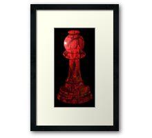 Inception - Bishop Ariadne's Totem Framed Print
