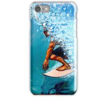 Lets Surf iPhone Case/Skin