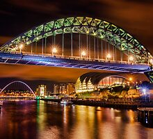 Night Tyne by Great North Views
