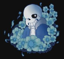 Sans and the Echo Flowers T-Shirt