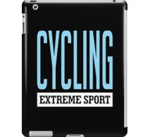 Cycling Extreme Sport iPad Case/Skin