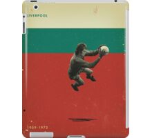 Ray Clemence - Liverpool iPad Case/Skin