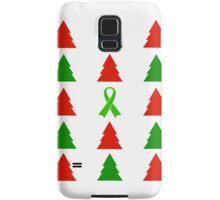 O' Christmas Tree! (Lyme Awareness)  Samsung Galaxy Case/Skin