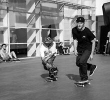 Skate Cam  by Rob Hawkins