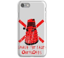 Dalek Overlords iPhone Case/Skin