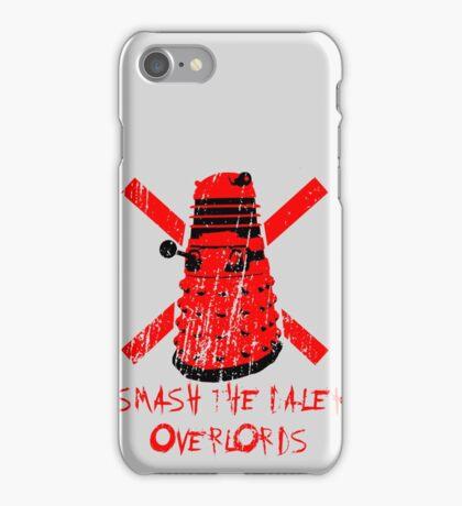 Dalek Overlords iPhone Case/Skin