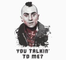 Travis Bickle - You Talkin' To Me? by vitorteles