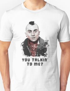 Travis Bickle - You Talkin' To Me? T-Shirt