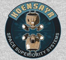 Koensayr Space Superiority Fighter - Front by Jeffery Wright