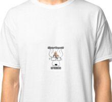 Hipster Werewolf Classic T-Shirt