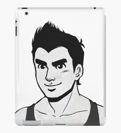 Game Face Ver. 1 iPad Case/Skin