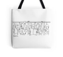 Monkey Commuter Tote Bag