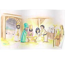 Nativity Poster