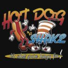 Hot Dog and a Shake - back by Jeffery Wright