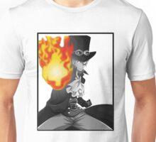 Sabo Mera Mera no mi Unisex T-Shirt