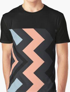 Extramo Modern Stripe Pattern 03 Graphic T-Shirt