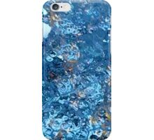 Blue Icicles iPhone Case/Skin