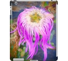 Pink And Yellow Flower iPad Case/Skin