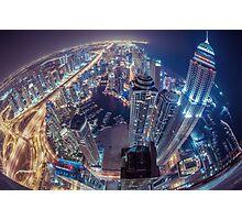 101st Floor Photographic Print