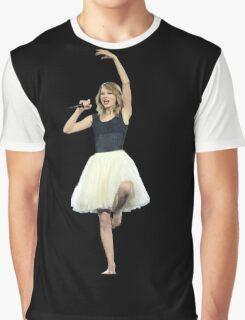 Ballet Dance Taylor Swift Graphic T-Shirt